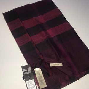 Burberry Scarf- brand new with tags